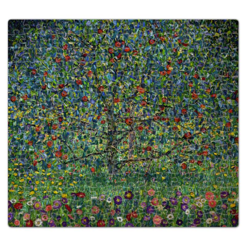 Пазл магнитный 27.4 x 30.4 (210 элементов) Printio Яблоня i (густав климт) торт printio яблоня