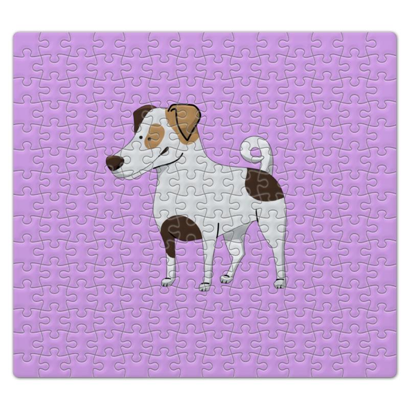 Пазл магнитный 27.4 x 30.4 (210 элементов) Printio Джек рассел.собака wall graphix masterchief with badge 23 x 29