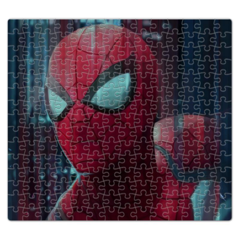 Пазл магнитный 27.4 x 30.4 (210 элементов) Printio Человек-паук наколенник магнитный здоровые суставы