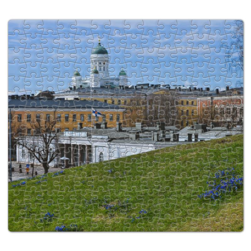 Пазл магнитный 27.4 x 30.4 (210 элементов) Printio Хельсинки