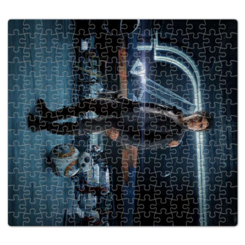 Пазл магнитный 27.4 x 30.4 (210 элементов) Printio Звездные войны - по дамерон часы круглые из дерева printio звездные войны по дамерон