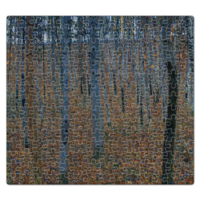 Пазл магнитный 27.4 x 30.4 (210 элементов) Printio Буковая роща i (густав климт) пазл магнитный 18 x 27 126 элементов printio враждебные силы густав климт