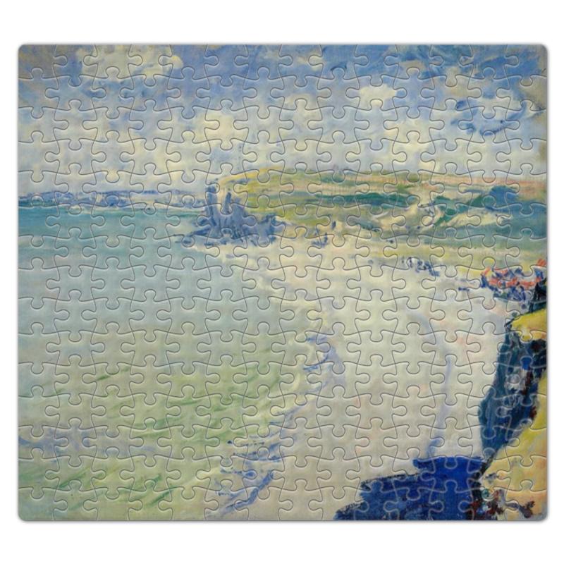 Printio Пляж в пурвиле (клод моне) в и жиглов художник клод моне 1860–1925