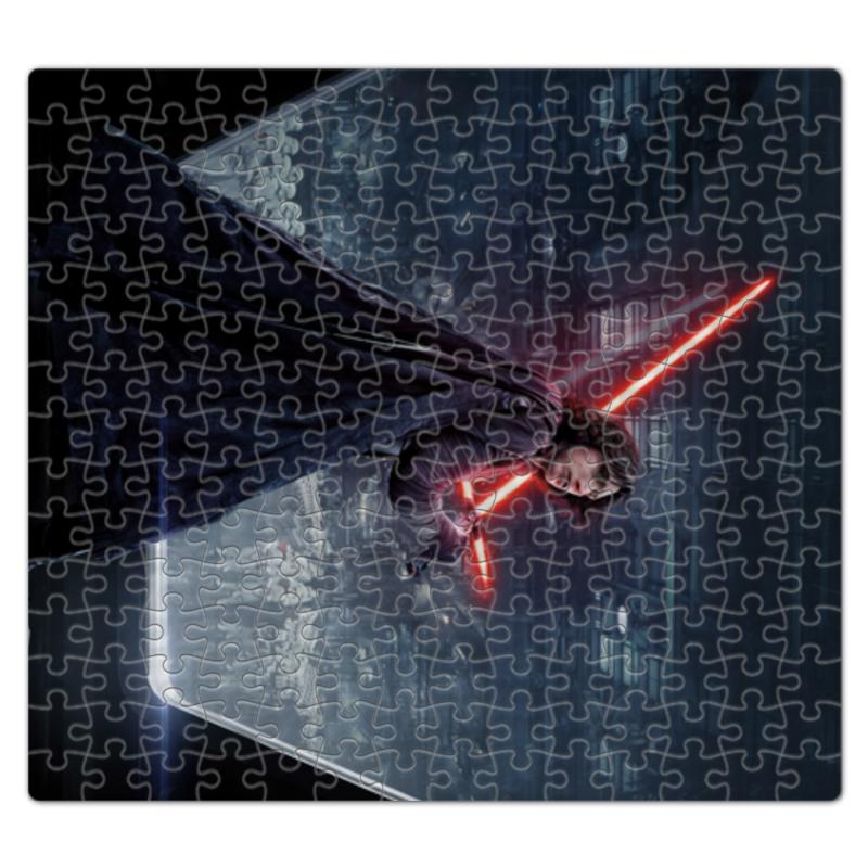 Пазл магнитный 27.4 x 30.4 (210 элементов) Printio Звездные войны - кайло рен цена