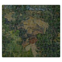 """Пазл магнитный 27.4 x 30.4 (210 элементов) """"Вход в карьер (Винсент Ван Гог)"""" - картина, ван гог, живопись"""