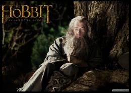 """Пазл магнитный 27.4 x 30.4 (210 элементов) """"Хоббит Гэндальф"""" - adventure, hobbit"""
