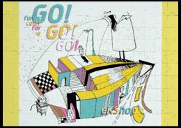 """Пазл магнитный 27.4 x 30.4 (210 элементов) """"GO! pathfinder"""" - игра, популярные, лабиринт, funny, magic, city, go, eks, pathfinder, следопыт"""