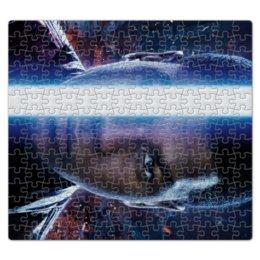 """Пазл магнитный 27.4 x 30.4 (210 элементов) """"Звездные войны - Финн"""" - кино, фантастика, star wars, звездные войны, дарт вейдер"""