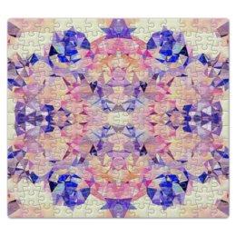 """Пазл магнитный 27.4 x 30.4 (210 элементов) """"Аврора. Релаксант."""" - оранжевый, фиолетовый, розовый, синий"""