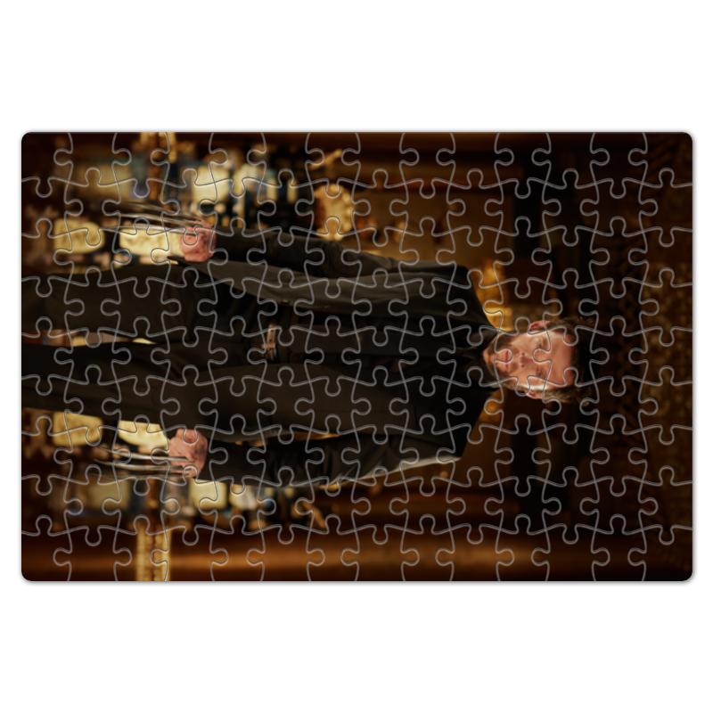 Пазл магнитный 18 x 27 (126 элементов) Printio Логан мужская одежда