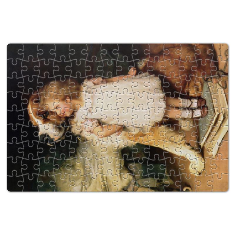 Пазл магнитный 18 x 27 (126 элементов) Printio Картина артура элсли (1860-1952) пазл магнитный 18 x 27 126 элементов printio картина артура элсли 1860 1952