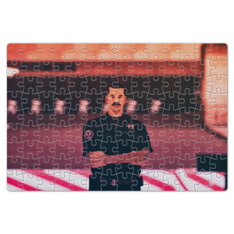 Пазл магнитный 18 x 27 (126 элементов) Printio Сан андреас лонгслив printio san andreas