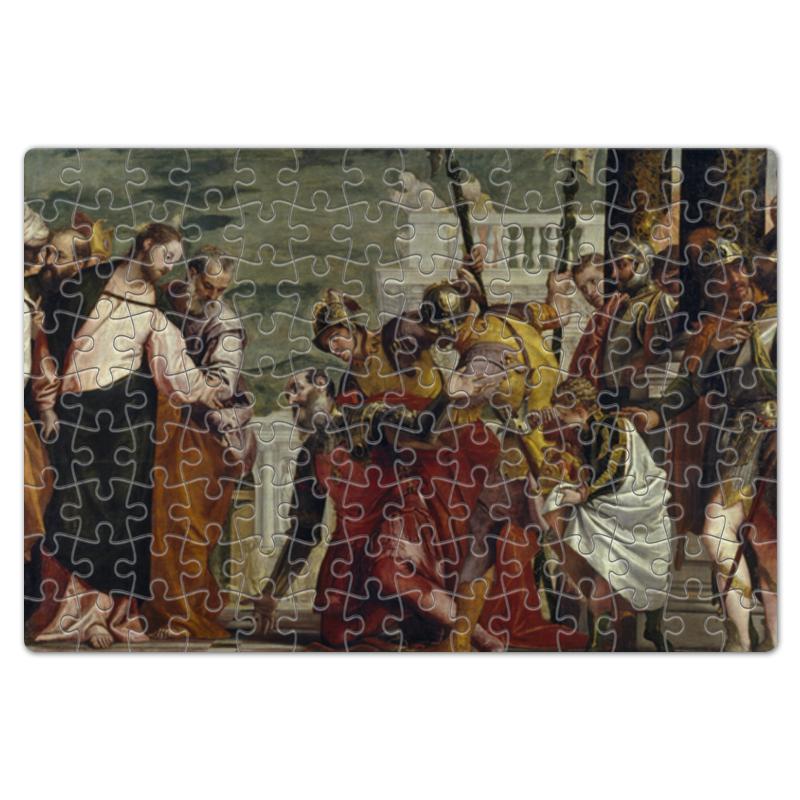 Printio Иисус и центурион (паоло веронезе) мамели паоло венеция внутри и снаружи dvd
