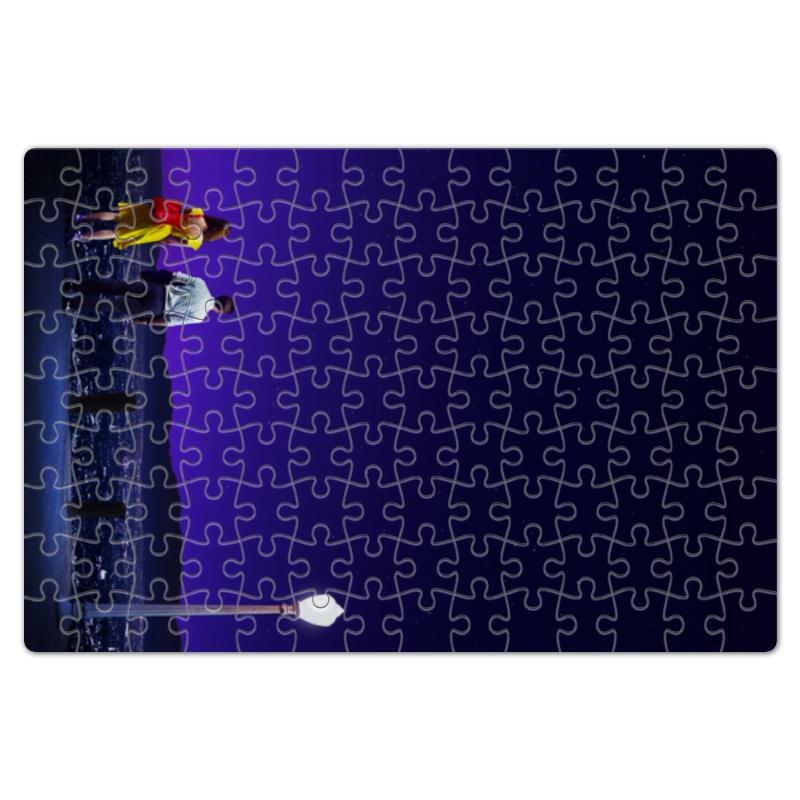 Пазл магнитный 18 x 27 (126 элементов) Printio Ла ла ленд наколенник магнитный здоровые суставы