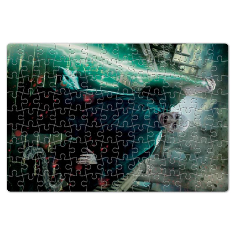 Пазл магнитный 18 x 27 (126 элементов) Printio Волан-де-морт пазл магнитный 18 x 27 126 элементов printio монстры юга