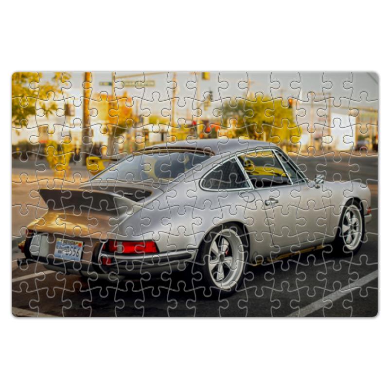 Пазл магнитный 18 x 27 (126 элементов) Printio Порше 911 siku машинка порше 911