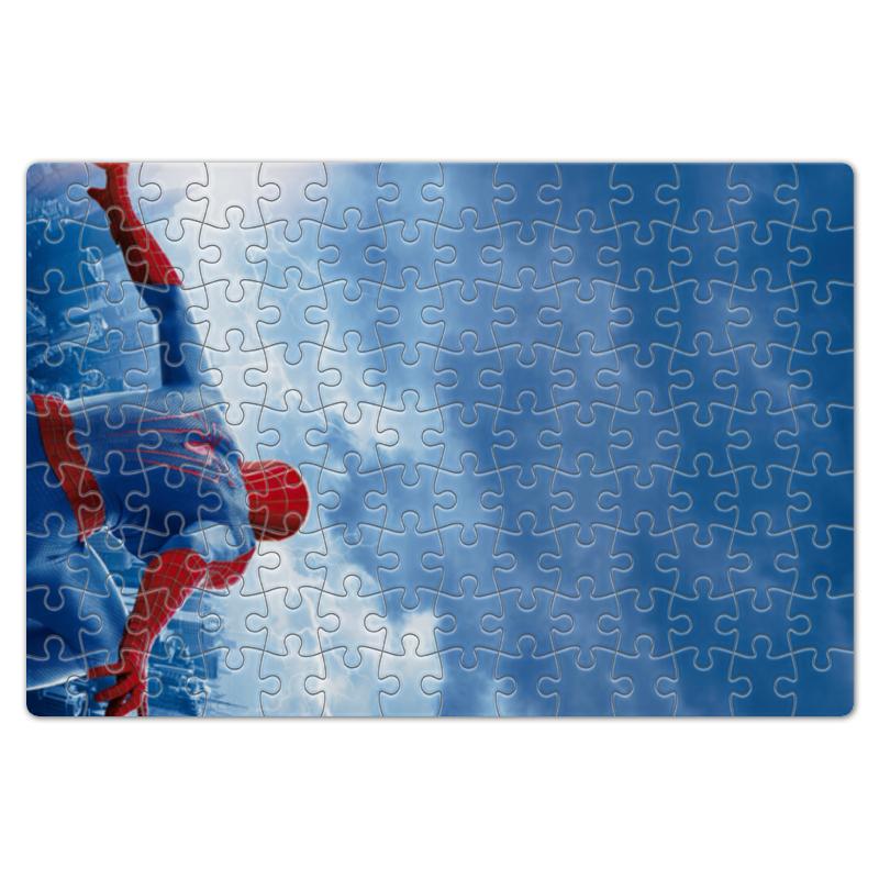 Пазл магнитный 18 x 27 (126 элементов) Printio Spider-man пазл магнитный 18 x 27 126 элементов printio пони
