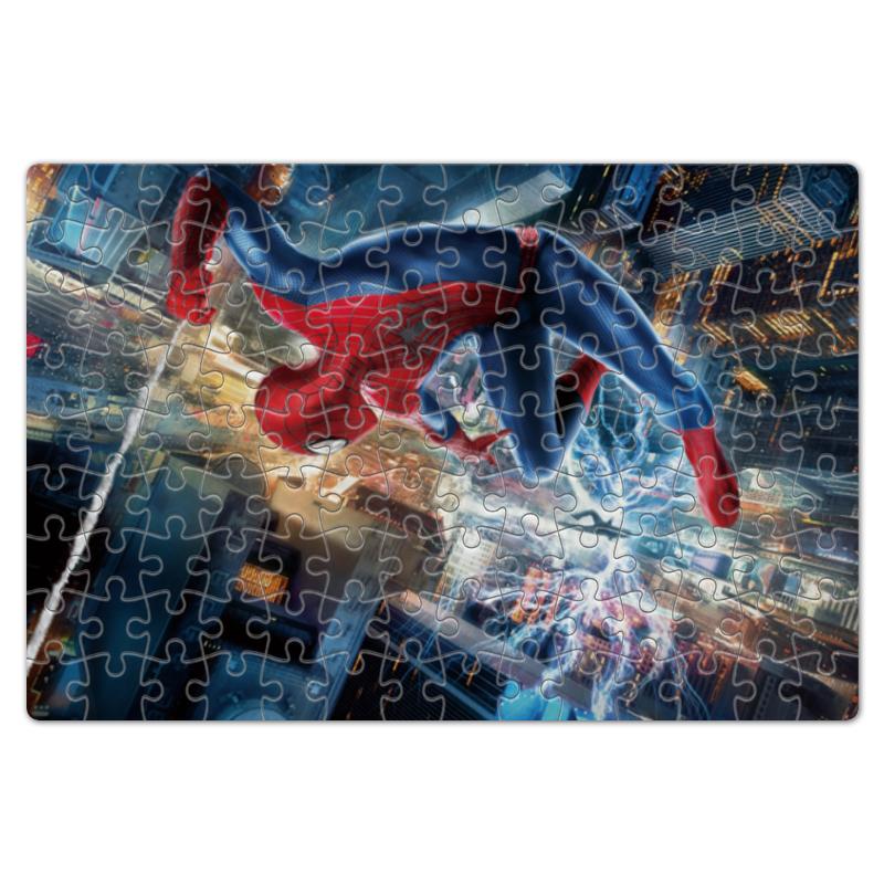 Пазл магнитный 18 x 27 (126 элементов) Printio Человек - паук наколенник магнитный здоровые суставы