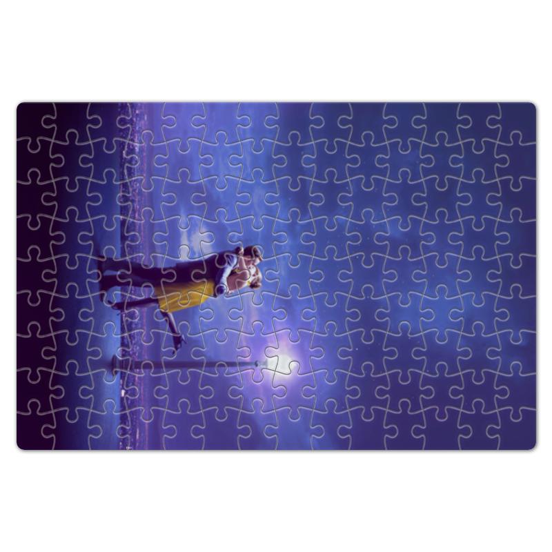 Пазл магнитный 18 x 27 (126 элементов) Printio Ла ла ленд