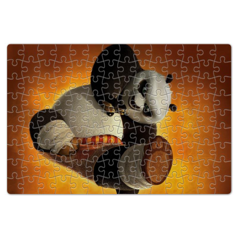 Пазл магнитный 18 x 27 (126 элементов) Printio Кунг-фу панда наколенник магнитный здоровые суставы
