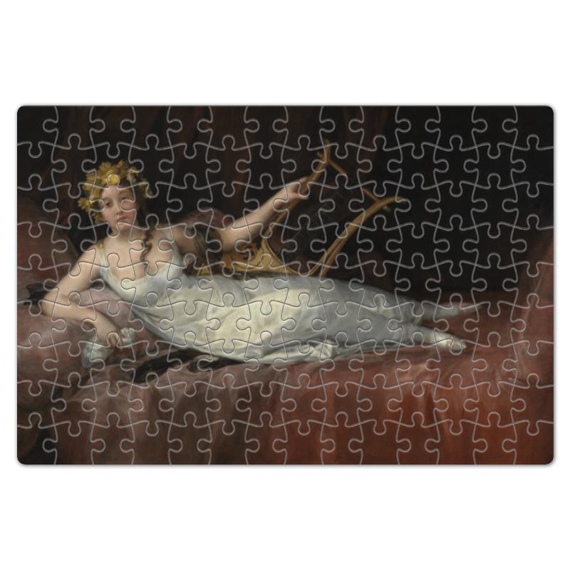 Пазл магнитный 18 x 27 (126 элементов) Printio Портрет маркизы санта-крус (картина гойи)