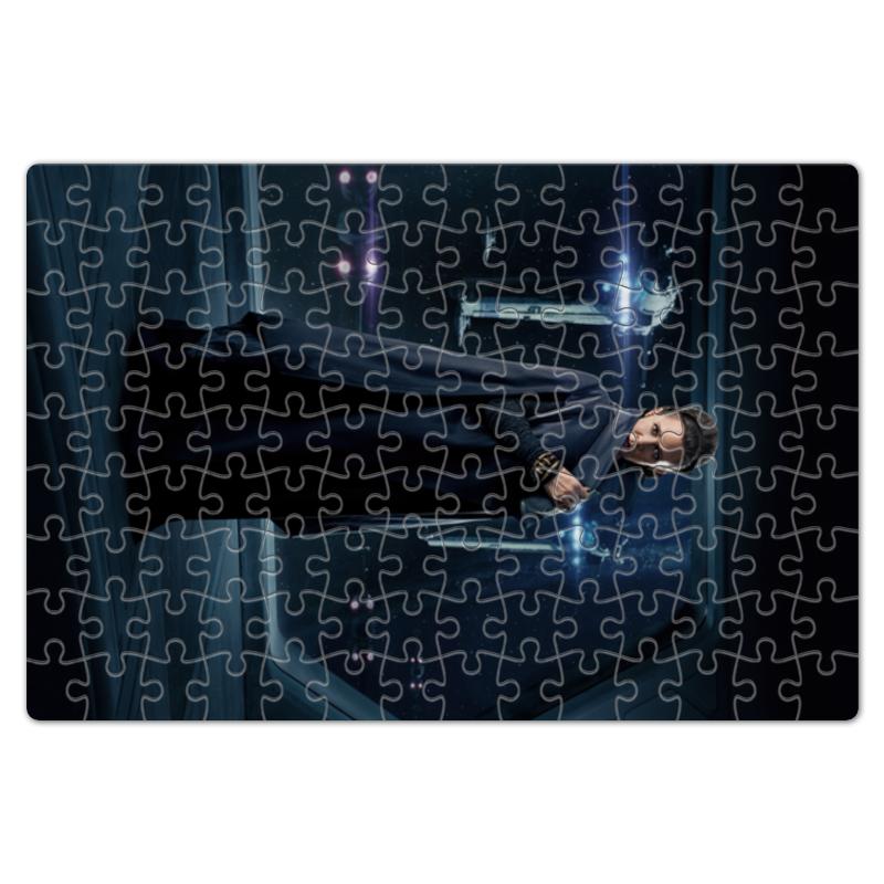 Пазл магнитный 18 x 27 (126 элементов) Printio Звездные войны - лея цена