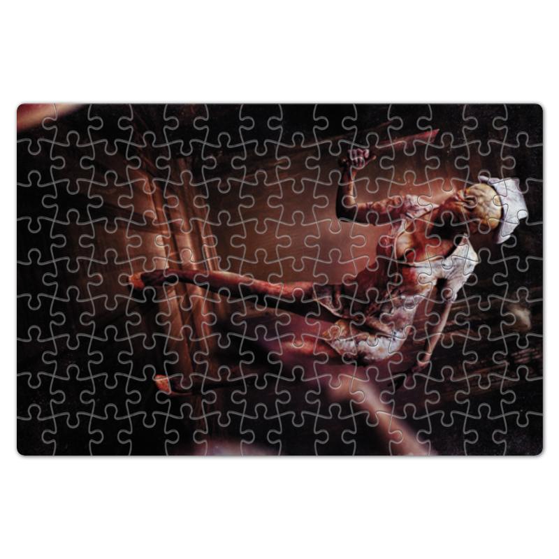 Пазл магнитный 18 x 27 (126 элементов) Printio Сайлент хилл