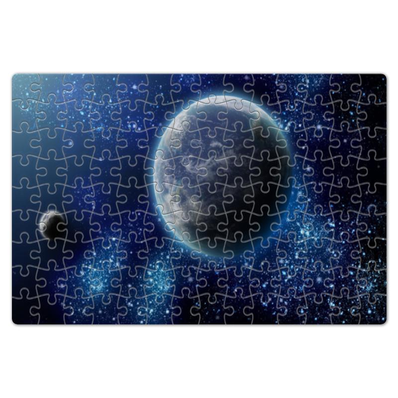 Пазл магнитный 18 x 27 (126 элементов) Printio Космический наколенник магнитный здоровые суставы