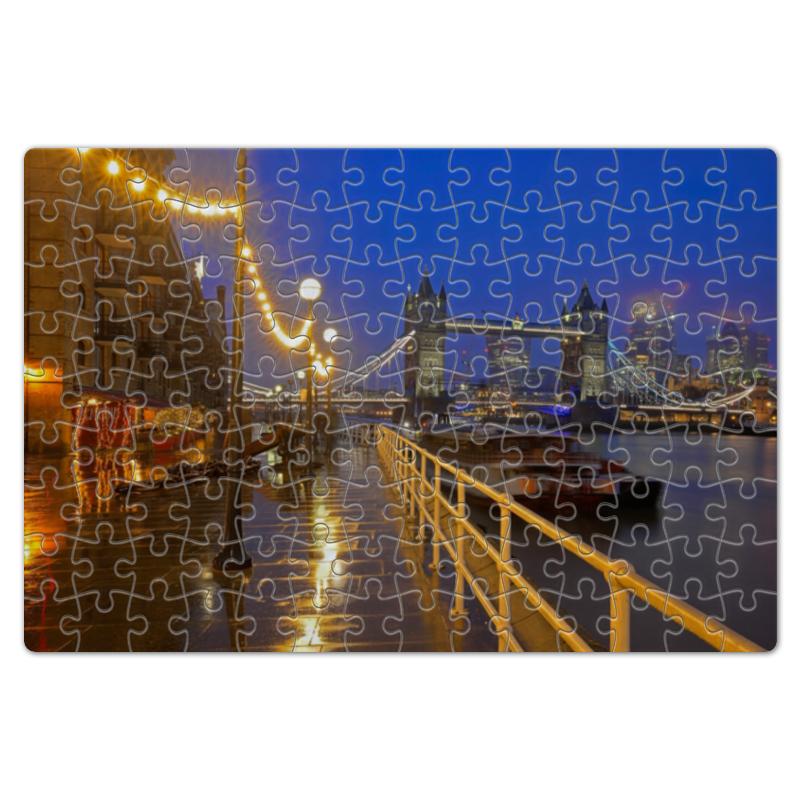 Пазл магнитный 18 x 27 (126 элементов) Printio Лондон анна нетребко лондон