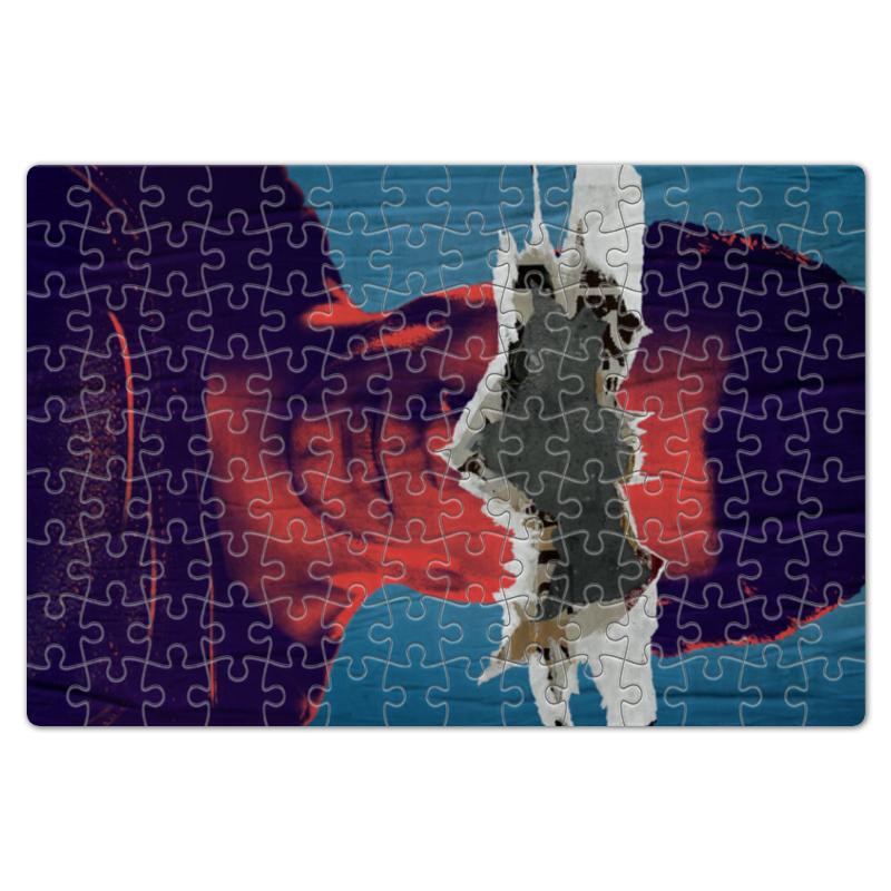 Пазл магнитный 18 x 27 (126 элементов) Printio Бэтмен против супермена пазл магнитный 18 x 27 126 элементов printio монстры юга