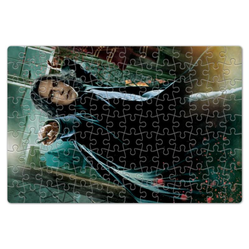 Пазл магнитный 18 x 27 (126 элементов) Printio Северус пазл магнитный 18 x 27 126 элементов printio репка