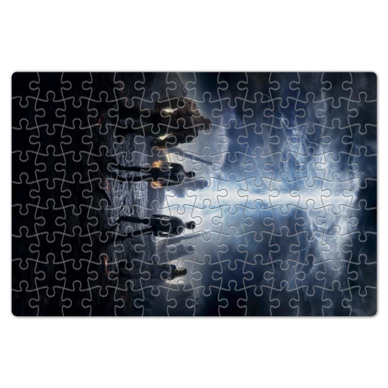 Пазл магнитный 18 x 27 (126 элементов) Printio Фантастическая четверка наколенник магнитный здоровые суставы
