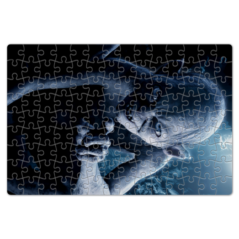 все цены на Пазл магнитный 18 x 27 (126 элементов) Printio Голлум онлайн