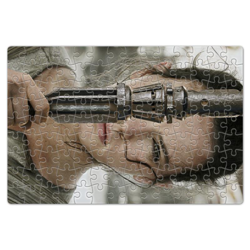 Пазл магнитный 18 x 27 (126 элементов) Printio Звездные войны - рей цена