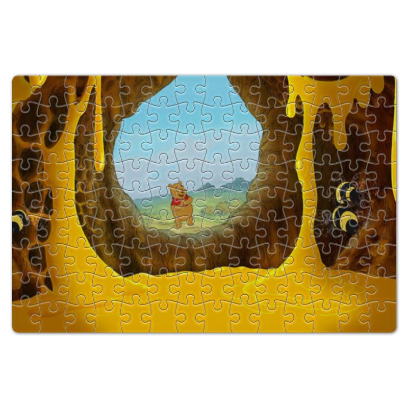 Пазл магнитный 18 x 27 (126 элементов) Printio Винни пух пазл 3d 60 элементов step puzzle disney винни пух 98108