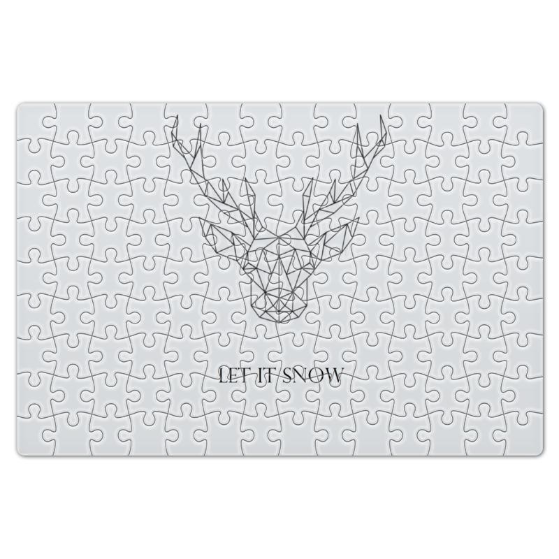 Пазл магнитный 18 x 27 (126 элементов) Printio Dear deer пазл магнитный 18 x 27 126 элементов printio dear deer