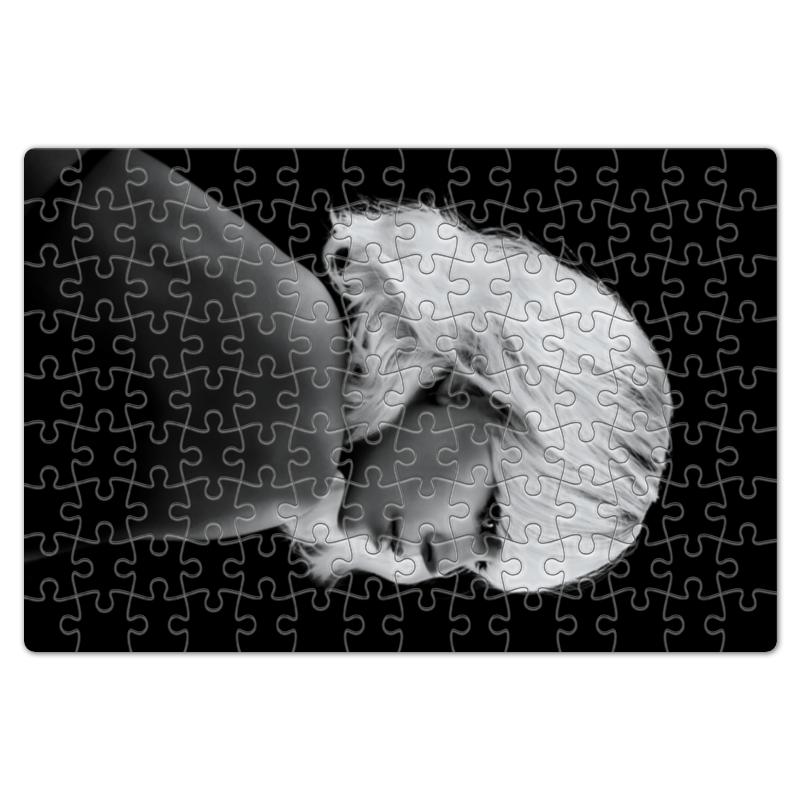 Пазл магнитный 18 x 27 (126 элементов) Printio Взрывная блондинка пазл магнитный 18 x 27 126 элементов printio тоторо