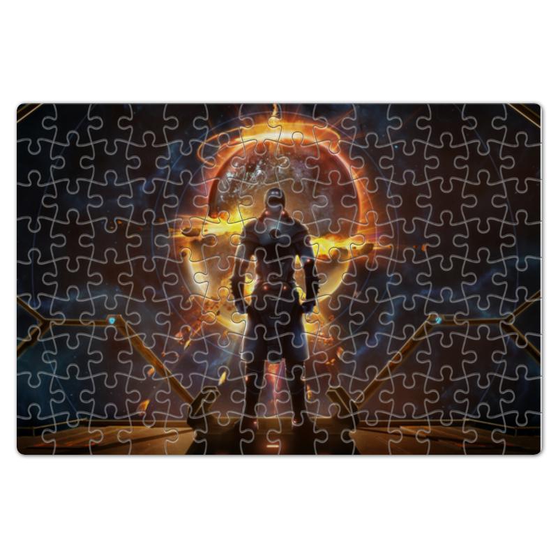 Пазл магнитный 18 x 27 (126 элементов) Printio Starpoint gemini warlords