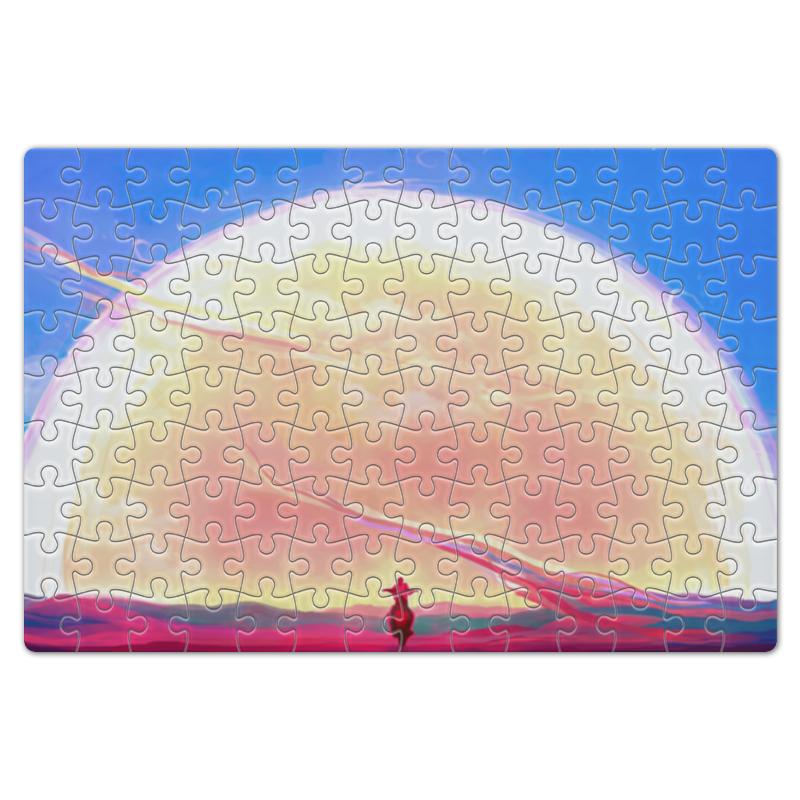 Пазл магнитный 18 x 27 (126 элементов) Printio Digital пазл оригами арт терапия кошка 360 элементов