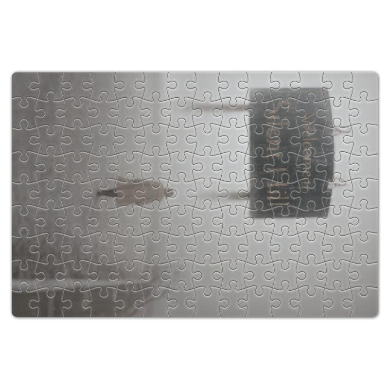 Пазл магнитный 18 x 27 (126 элементов) Printio Сайлент хилл цены