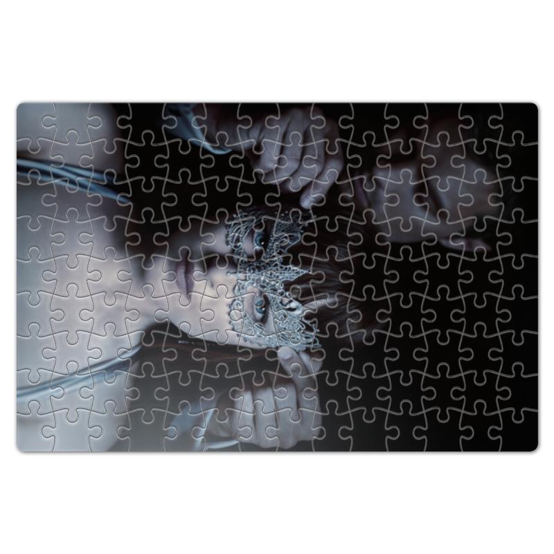 Пазл магнитный 18 x 27 (126 элементов) Printio На пятьдесят оттенков темнее на пятьдесят оттенков темнее