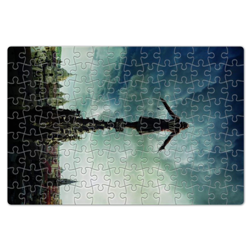 Пазл магнитный 18 x 27 (126 элементов) Printio Кредо убийцы наколенник магнитный здоровые суставы