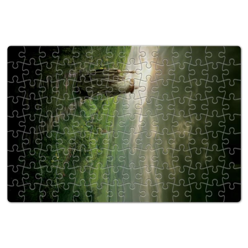 Пазл магнитный 18 x 27 (126 элементов) Printio Гэндальф пазл магнитный 18 x 27 126 элементов printio пони