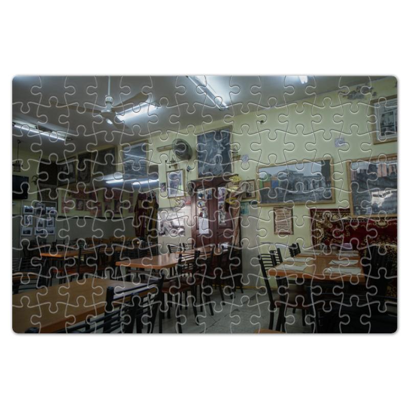 Пазл магнитный 18 x 27 (126 элементов) Printio Кафе арабское пазл магнитный 18 x 27 126 элементов printio монстры юга