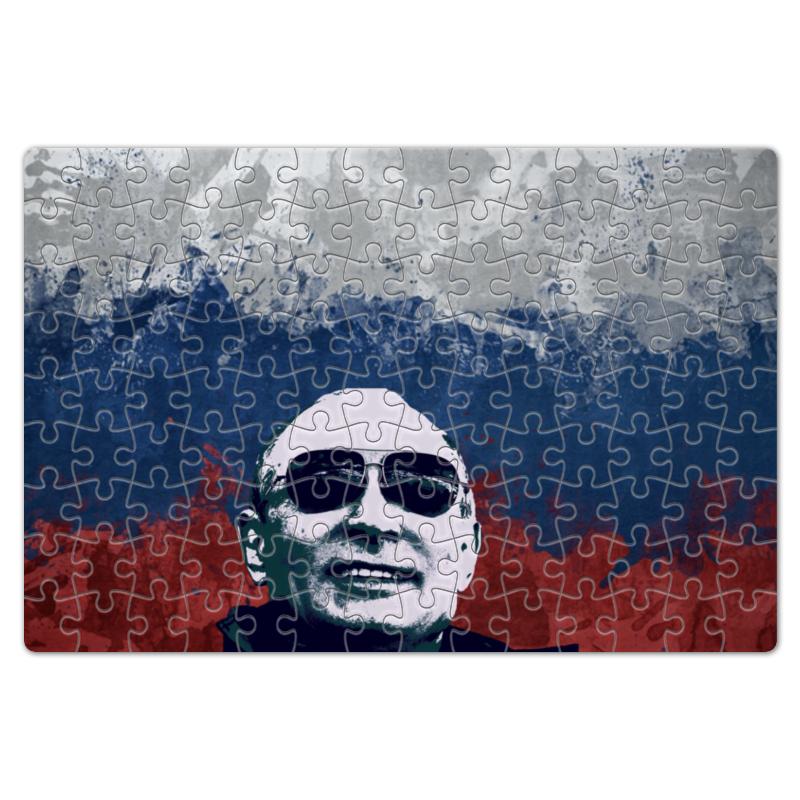 Пазл магнитный 18 x 27 (126 элементов) Printio Путин пазл магнитный 18 x 27 126 элементов printio враждебные силы густав климт