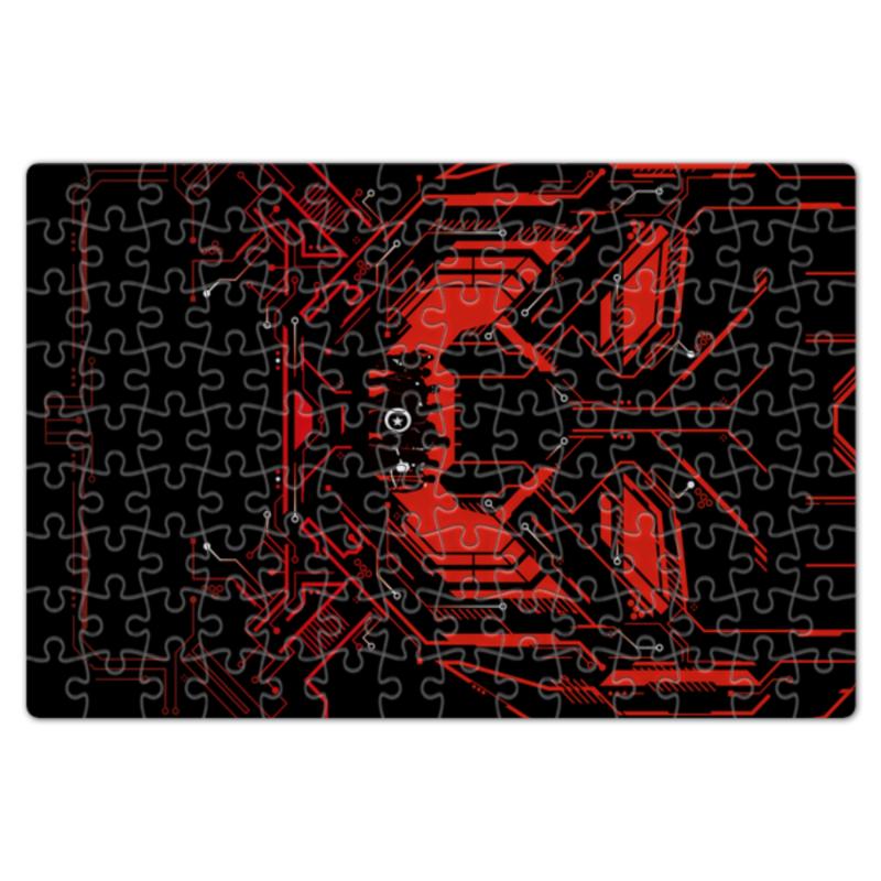 Пазл магнитный 18 x 27 (126 элементов) Printio Мстители пазл магнитный 18 x 27 126 элементов printio биг бен