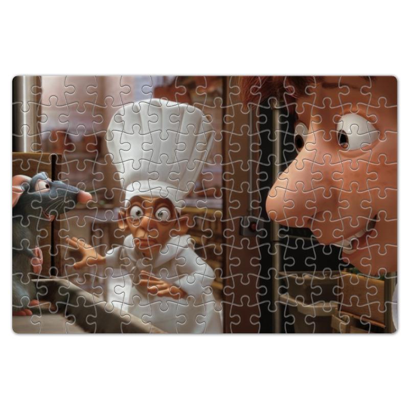 Пазл магнитный 18 x 27 (126 элементов) Printio Герои мультфильма