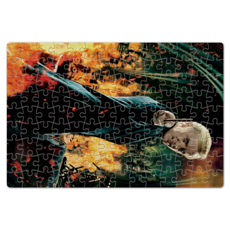Пазл магнитный 18 x 27 (126 элементов) Printio Драко малфой плакат a2 42x59 printio драко малфой