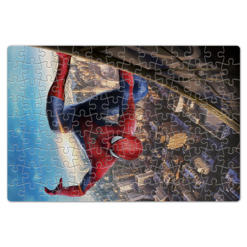 Пазл магнитный 18 x 27 (126 элементов) Printio Spider-man пазл магнитный 18 x 27 126 элементов printio репка