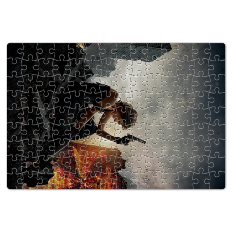 Пазл магнитный 18 x 27 (126 элементов) Printio Обитель зла наколенник магнитный здоровые суставы